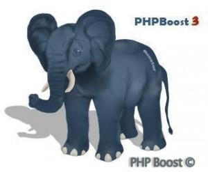 Boostor, la mascote de PHPBoost